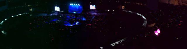 ภาพ concert แบบกว้างๆ